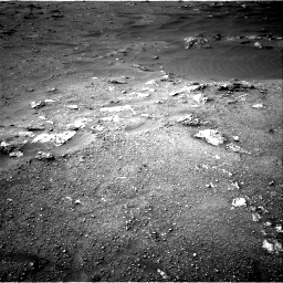 Nasa's Mars rover Curiosity acquired this image using its Right Navigation Camera on Sol 2817, at drive 412, site number 82