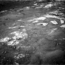 Nasa's Mars rover Curiosity acquired this image using its Right Navigation Camera on Sol 2817, at drive 442, site number 82