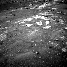 Nasa's Mars rover Curiosity acquired this image using its Right Navigation Camera on Sol 2817, at drive 448, site number 82