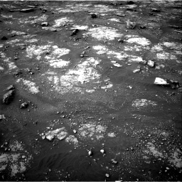 Nasa's Mars rover Curiosity acquired this image using its Right Navigation Camera on Sol 2817, at drive 544, site number 82