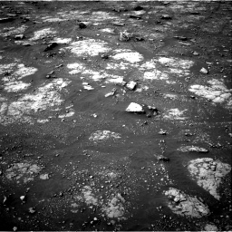 Nasa's Mars rover Curiosity acquired this image using its Right Navigation Camera on Sol 2817, at drive 550, site number 82