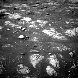 Nasa's Mars rover Curiosity acquired this image using its Right Navigation Camera on Sol 2817, at drive 556, site number 82