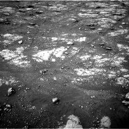 Nasa's Mars rover Curiosity acquired this image using its Right Navigation Camera on Sol 2817, at drive 568, site number 82