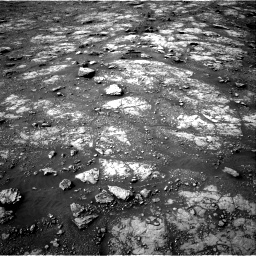 Nasa's Mars rover Curiosity acquired this image using its Right Navigation Camera on Sol 2817, at drive 592, site number 82