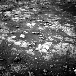 Nasa's Mars rover Curiosity acquired this image using its Right Navigation Camera on Sol 2817, at drive 610, site number 82