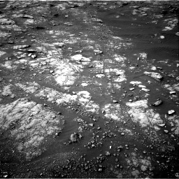 Nasa's Mars rover Curiosity acquired this image using its Right Navigation Camera on Sol 2817, at drive 622, site number 82