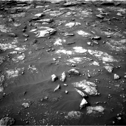 Nasa's Mars rover Curiosity acquired this image using its Right Navigation Camera on Sol 2817, at drive 784, site number 82