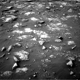 Nasa's Mars rover Curiosity acquired this image using its Right Navigation Camera on Sol 2817, at drive 790, site number 82