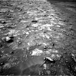 Nasa's Mars rover Curiosity acquired this image using its Right Navigation Camera on Sol 2817, at drive 844, site number 82
