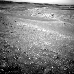 Nasa's Mars rover Curiosity acquired this image using its Right Navigation Camera on Sol 2817, at drive 850, site number 82