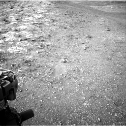 Nasa's Mars rover Curiosity acquired this image using its Right Navigation Camera on Sol 2817, at drive 862, site number 82