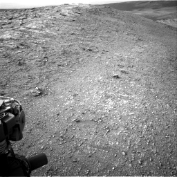 Nasa's Mars rover Curiosity acquired this image using its Right Navigation Camera on Sol 2817, at drive 880, site number 82