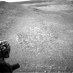 Nasa's Mars rover Curiosity acquired this image using its Right Navigation Camera on Sol 2817, at drive 904, site number 82