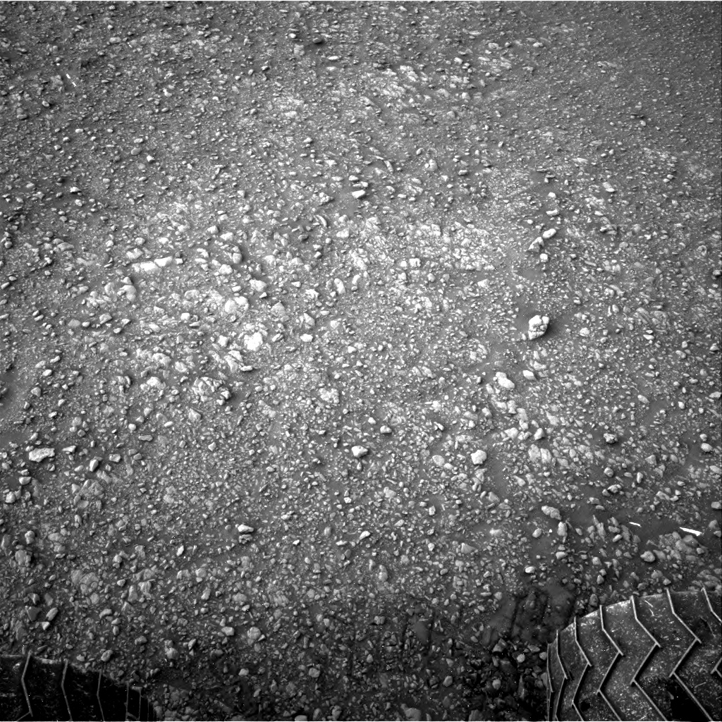 Nasa's Mars rover Curiosity acquired this image using its Right Navigation Camera on Sol 2817, at drive 938, site number 82