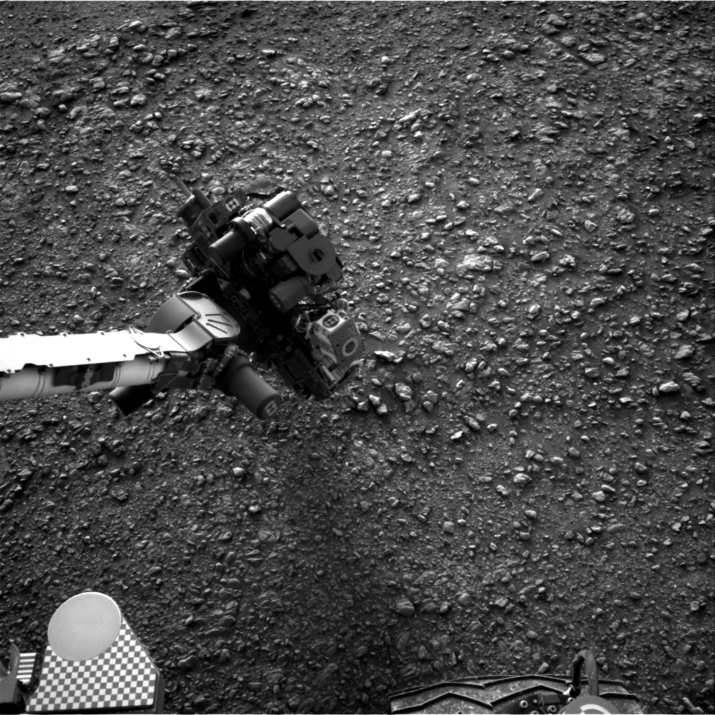 Nasa's Mars rover Curiosity acquired this image using its Right Navigation Camera on Sol 2819, at drive 938, site number 82