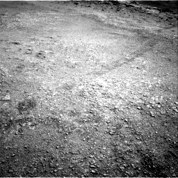 Nasa's Mars rover Curiosity acquired this image using its Right Navigation Camera on Sol 2820, at drive 980, site number 82
