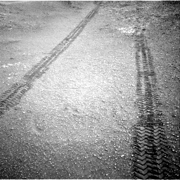 Nasa's Mars rover Curiosity acquired this image using its Right Navigation Camera on Sol 2820, at drive 1064, site number 82