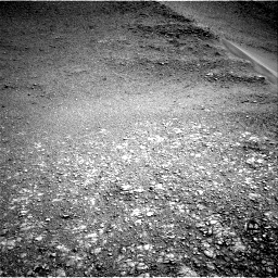 Nasa's Mars rover Curiosity acquired this image using its Right Navigation Camera on Sol 2820, at drive 1208, site number 82