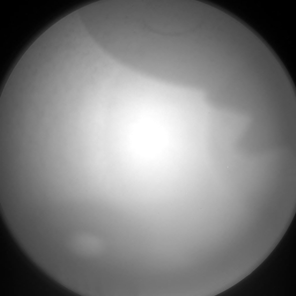 Nasa's Mars rover Curiosity acquired this image using its Chemistry & Camera (ChemCam) on Sol 2821, at drive 1230, site number 82