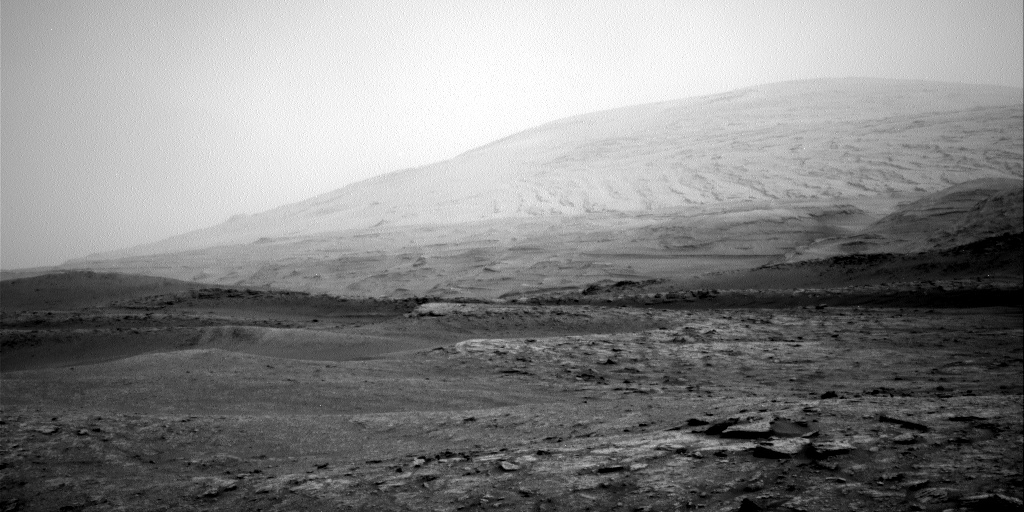 Nasa's Mars rover Curiosity acquired this image using its Right Navigation Camera on Sol 2821, at drive 1230, site number 82