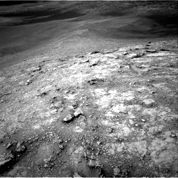 Nasa's Mars rover Curiosity acquired this image using its Right Navigation Camera on Sol 2822, at drive 1236, site number 82
