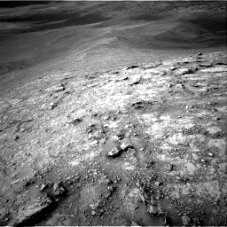 Nasa's Mars rover Curiosity acquired this image using its Right Navigation Camera on Sol 2822, at drive 1242, site number 82