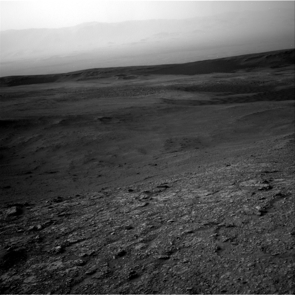Nasa's Mars rover Curiosity acquired this image using its Right Navigation Camera on Sol 2822, at drive 1254, site number 82