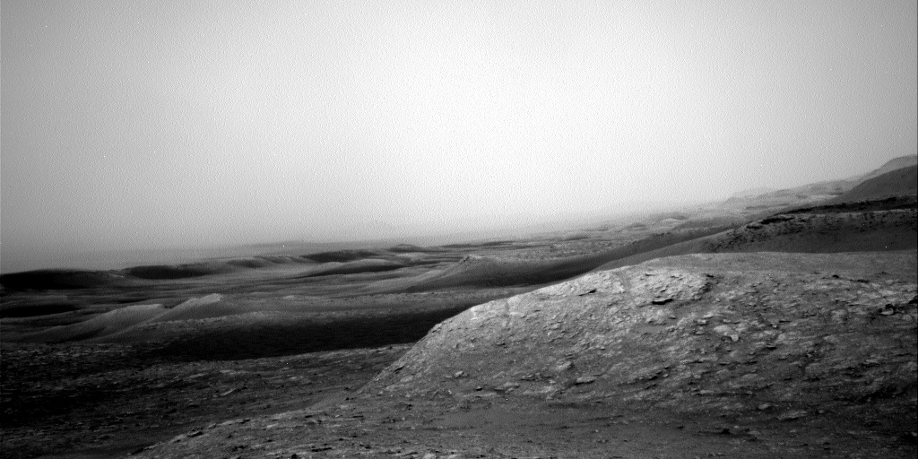 Nasa's Mars rover Curiosity acquired this image using its Right Navigation Camera on Sol 2823, at drive 1254, site number 82