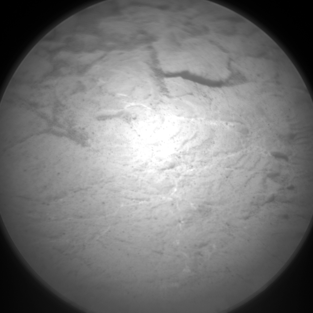 Nasa's Mars rover Curiosity acquired this image using its Chemistry & Camera (ChemCam) on Sol 2824, at drive 1254, site number 82