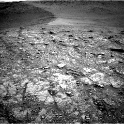 Nasa's Mars rover Curiosity acquired this image using its Left Navigation Camera on Sol 2824, at drive 1368, site number 82