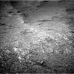 Nasa's Mars rover Curiosity acquired this image using its Left Navigation Camera on Sol 2824, at drive 1470, site number 82
