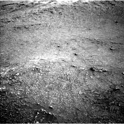 Nasa's Mars rover Curiosity acquired this image using its Left Navigation Camera on Sol 2824, at drive 1548, site number 82