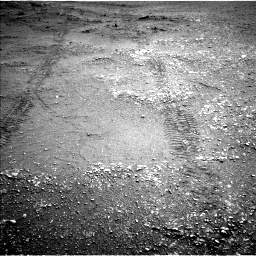 Nasa's Mars rover Curiosity acquired this image using its Left Navigation Camera on Sol 2824, at drive 1680, site number 82