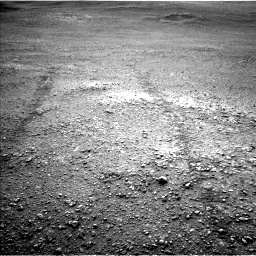 Nasa's Mars rover Curiosity acquired this image using its Left Navigation Camera on Sol 2824, at drive 1758, site number 82
