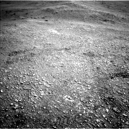 Nasa's Mars rover Curiosity acquired this image using its Left Navigation Camera on Sol 2824, at drive 1800, site number 82