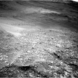 Nasa's Mars rover Curiosity acquired this image using its Right Navigation Camera on Sol 2824, at drive 1260, site number 82