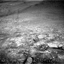 Nasa's Mars rover Curiosity acquired this image using its Right Navigation Camera on Sol 2824, at drive 1314, site number 82