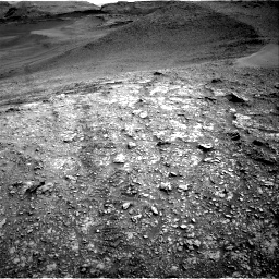 Nasa's Mars rover Curiosity acquired this image using its Right Navigation Camera on Sol 2824, at drive 1350, site number 82