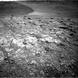 Nasa's Mars rover Curiosity acquired this image using its Right Navigation Camera on Sol 2824, at drive 1374, site number 82