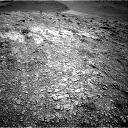 Nasa's Mars rover Curiosity acquired this image using its Right Navigation Camera on Sol 2824, at drive 1392, site number 82