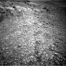 Nasa's Mars rover Curiosity acquired this image using its Right Navigation Camera on Sol 2824, at drive 1410, site number 82
