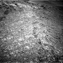 Nasa's Mars rover Curiosity acquired this image using its Right Navigation Camera on Sol 2824, at drive 1416, site number 82
