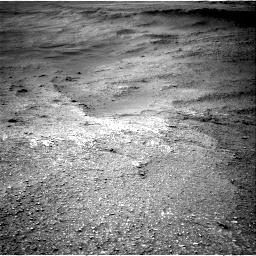 Nasa's Mars rover Curiosity acquired this image using its Right Navigation Camera on Sol 2824, at drive 1452, site number 82