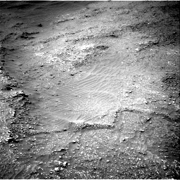 Nasa's Mars rover Curiosity acquired this image using its Right Navigation Camera on Sol 2824, at drive 1482, site number 82