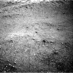 Nasa's Mars rover Curiosity acquired this image using its Right Navigation Camera on Sol 2824, at drive 1548, site number 82