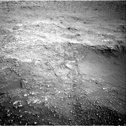 Nasa's Mars rover Curiosity acquired this image using its Right Navigation Camera on Sol 2824, at drive 1572, site number 82