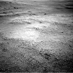 Nasa's Mars rover Curiosity acquired this image using its Right Navigation Camera on Sol 2824, at drive 1608, site number 82