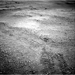 Nasa's Mars rover Curiosity acquired this image using its Right Navigation Camera on Sol 2824, at drive 1614, site number 82