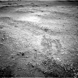 Nasa's Mars rover Curiosity acquired this image using its Right Navigation Camera on Sol 2824, at drive 1620, site number 82