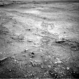 Nasa's Mars rover Curiosity acquired this image using its Right Navigation Camera on Sol 2824, at drive 1632, site number 82